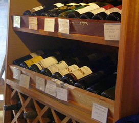 To keep an of course thing and a best condition the kind of wine has introduced the wine cellar in UNKAIZAN. Of course the drinks other than wine are ... & Serected fine Wine | UNKAIZAN Japanese Restaurant